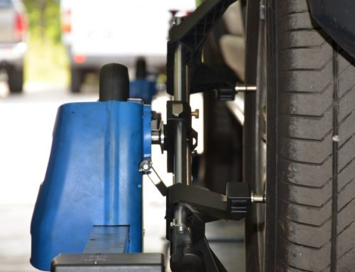 Land Rover Achsvermessung